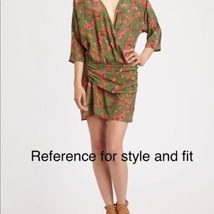 Thakoon Addition Silk Dress